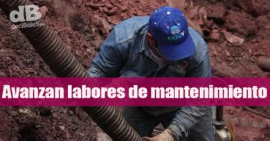 Avanzan intervenciones en la línea de aducción del acueducto de Quebrada Honda