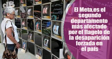 Hoy se firma el primer pacto regional por la búsqueda de personas desaparecidas en el Meta