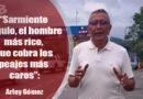 «Suspensión del alza de peajes, no es más que un contentillo»: Arley Gómez