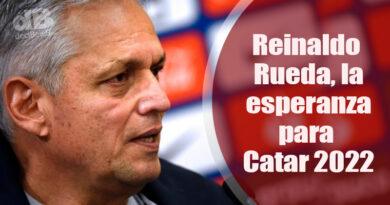 Hoy se posesionó Reinaldo Rueda como D.T. de la Selección Colombia