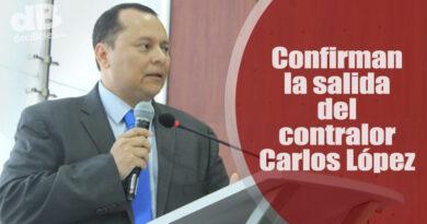 Carlos López deja su puesto luego que un juez le negara su tutela