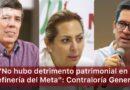 Contraloría General exime a Alan Jara y ordena investigación contra Marcela Amaya en el caso de la refinería del Meta