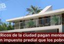 Dueños de predios de más de 1.000 mts² pagan menos de 50 mil pesos en impuesto predial en Villavicencio