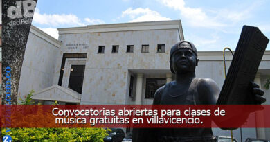 Convocatorias abiertas en Villavicencio para la formación musical gratuita