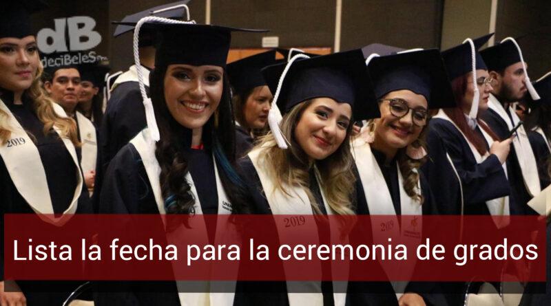 Uniminuto Villavicencio realizará la primera ceremonia de grados de 2021 en abril