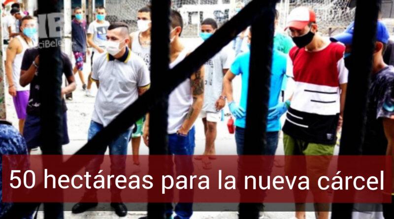 Nueva cárcel de Villavicencio ya tiene predio