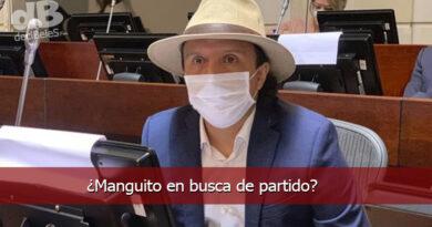 Senador Manguito no volverá al partido ASI