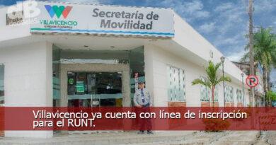 Habilitan línea de WhatsApp para la inscripción del RUNT en Villavicencio