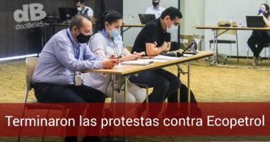 23 puntos pactados entre comunidad y Ecopetrol, Alcaldía estuvo al frente de las negociaciones