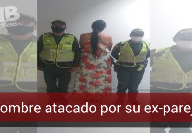 Capturan a mujer por violencia Intrafamiliar