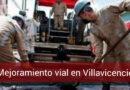 Se taparon más de 1000 huecos en Villavicencio
