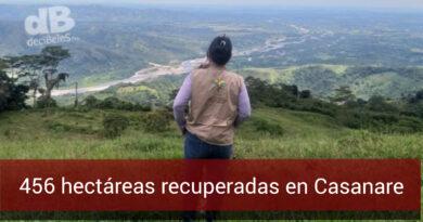 Una familia recuperó tierras que habían abandonado por presión de las Autodefensas