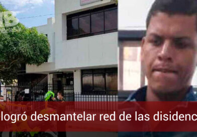 Golpe a la red de extorsiones y homicidios de las disidencias de las FARC