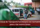 Sí habrá viajes intermunicipales durante confinamiento del fin de semana en Villavicencio