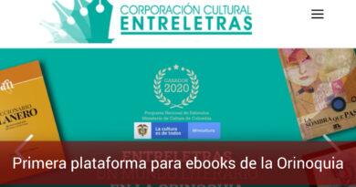 Escritores llaneros tendrán plataforma digital para vender sus libros