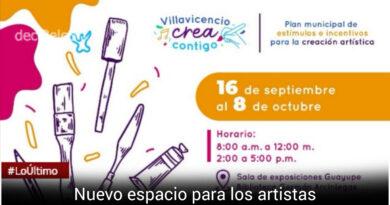 Hoy se inaugurará en Villavicencio el cuarto Salón Municipal de Artes Plásticas