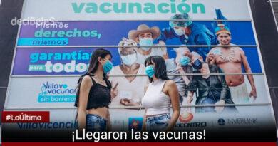 Habilitados desde hoy los puntos masivos de vacunación anticovid en Villavicencio