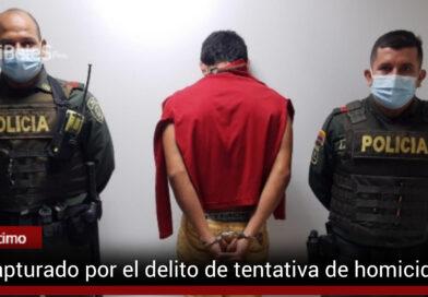 Captura por orden judicial en Villavicencio