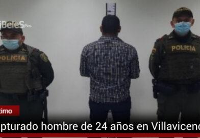 Policía capturó un hombre que hurtó $400.000 en efectivo a otro ciudadano en Villavicencio