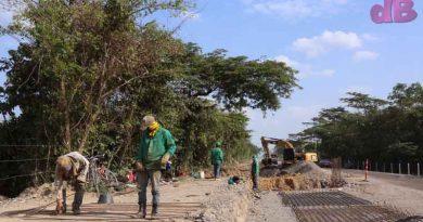 Imagen de la Construcción del Corredor Ecologico