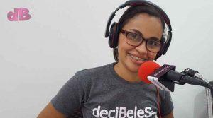 Camila Mojica, Integrante del Magazín Decibeles