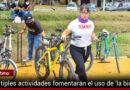 Esta es la programación para celebrar el Día de la Bicicleta en Villavicencio