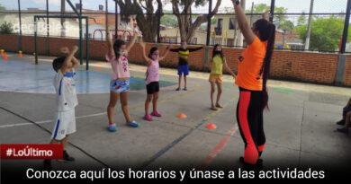 La oferta de recreación del Imder llega este fin de semana a los barrios Jorge Eliécer Gaitán Y San Jorge 5