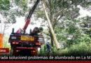 Alborada sigue iluminando y solucionando problemas de inseguridad en Villavicencio
