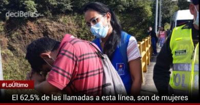 Las mujeres en Villavicencio son las que más buscan ayuda de la línea telefónica 'Estamos Contigo'