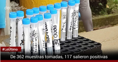 Detectan 117 casos positivos de Covid-19 en la IV etapa de La Esperanza