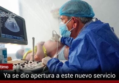 Servicio de ecografía obstétrica en CEMI se podrá solicitar a través de los centros de salud de la ESE