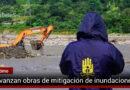 Alcaldía gestiona más de mil horas de maquinaria para mitigar inundaciones