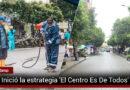 Con trabajo conjunto inició la recuperación del Centro de Villavicencio