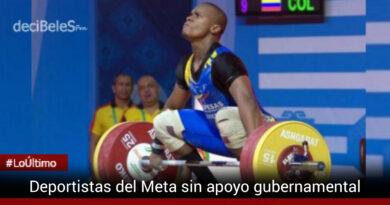 «Estamos tres metros por debajo de las ligas deportivas a nivel nacional»: Enrique Cangrejo