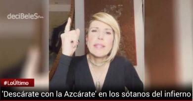 Bienvenidos a los sótanos del infierno de Alejandra Azcárate