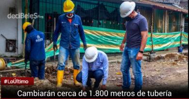 Comenzó renovación de redes de acueducto en el barrio popular