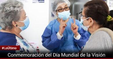 En todos los centros de salud de la ESE municipal se realiza valoración de primer nivel de agudeza visual